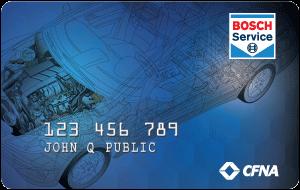 Bosch Service Card